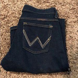 Wrangler Q-Baby Jeans size 3X32 NWT